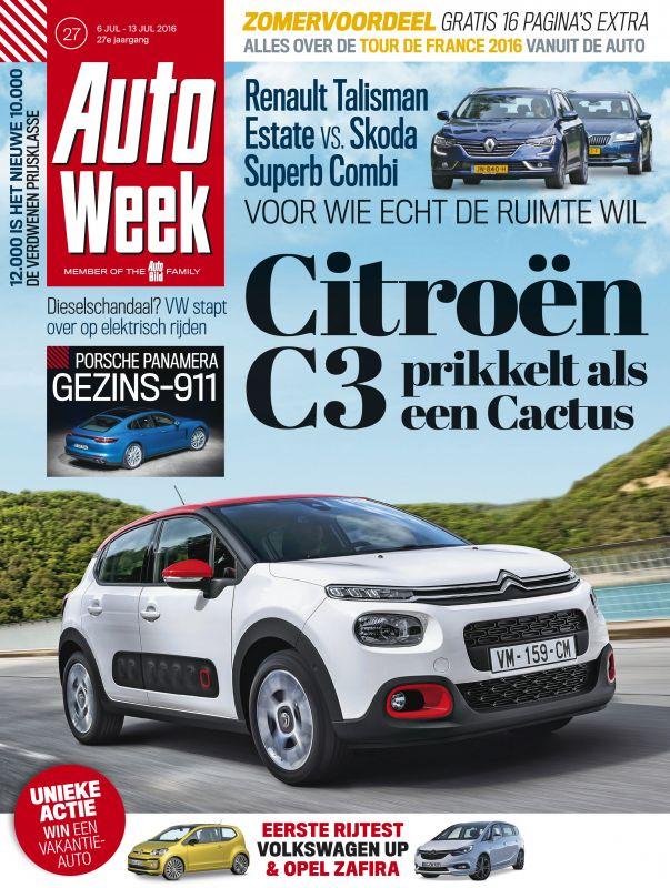 AutoWeek 27 2016