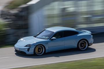 Bescheiden verkoopdip voor Porsche in 2020