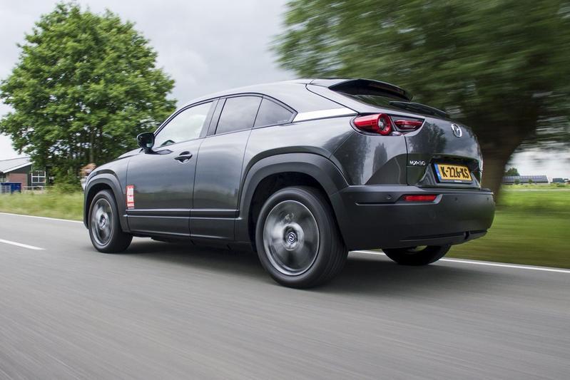 Welkom duurtest - Mazda MX-30