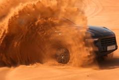 Porsche toont ingepakte Cayenne