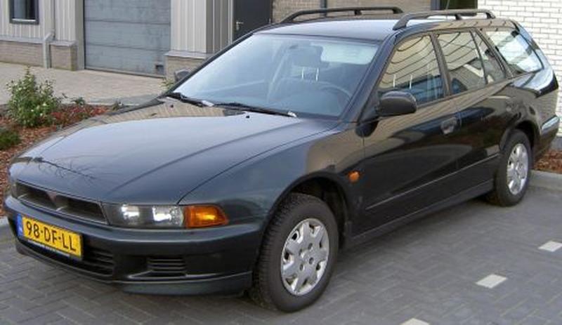 Mitsubishi Galant Station Wagon 2.0 GLXi (1999)