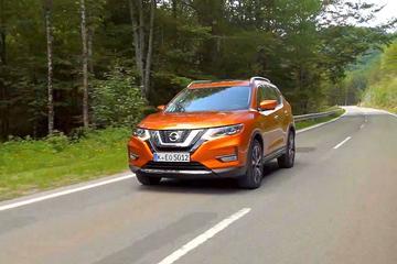 Nissan X-Trail - Rij-impressie
