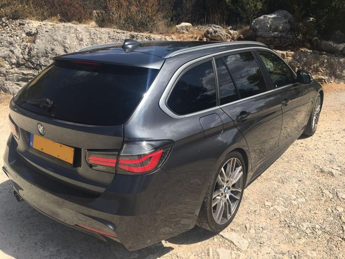 Bmw 320d Touring 2013 Review Autoweeknl