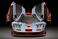 McLaren restaureert F1 GTR