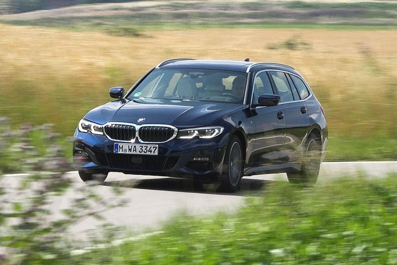 BMW 3-serie Touring - Rij-impressie