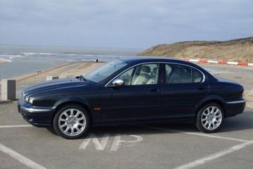 Jaguar X-Type 2.0 V6 Executive (2002)