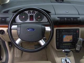 Ford Galaxy 2.8 V6 24V Ghia (2001)