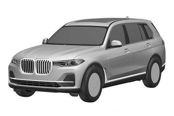 BMW X7 volledig in beeld