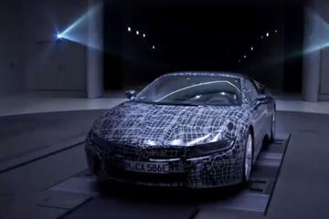 BMW warmt op voor i8 Roadster