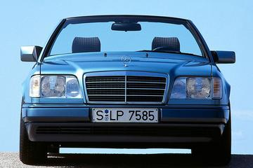 Facelift Friday: Mercedes-Benz E-klasse (W124)