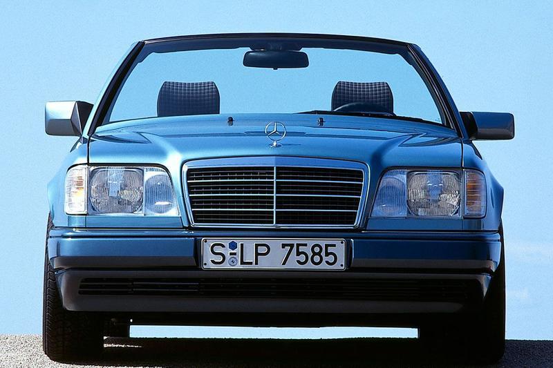 Facelift Friday: Mercedes E-klasse (W124)