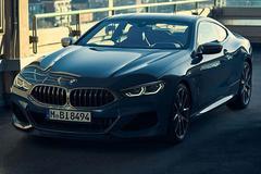 BMW 8-serie voortijdig op straat