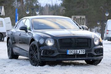 Nieuwe Bentley Flying Spur beter in beeld