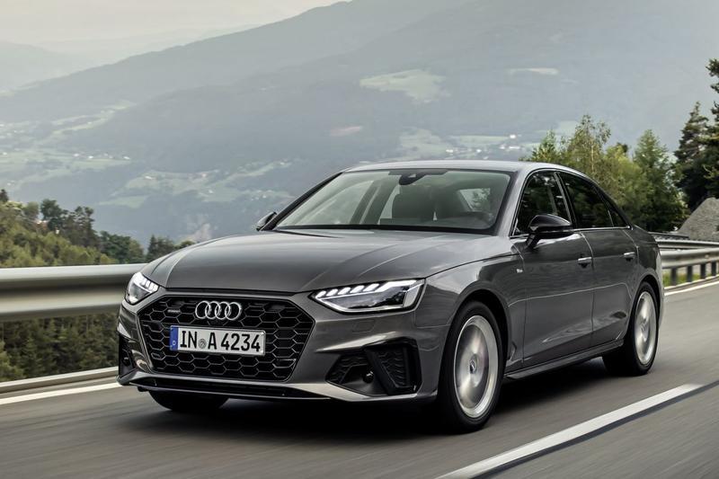 Audi A4 en A5