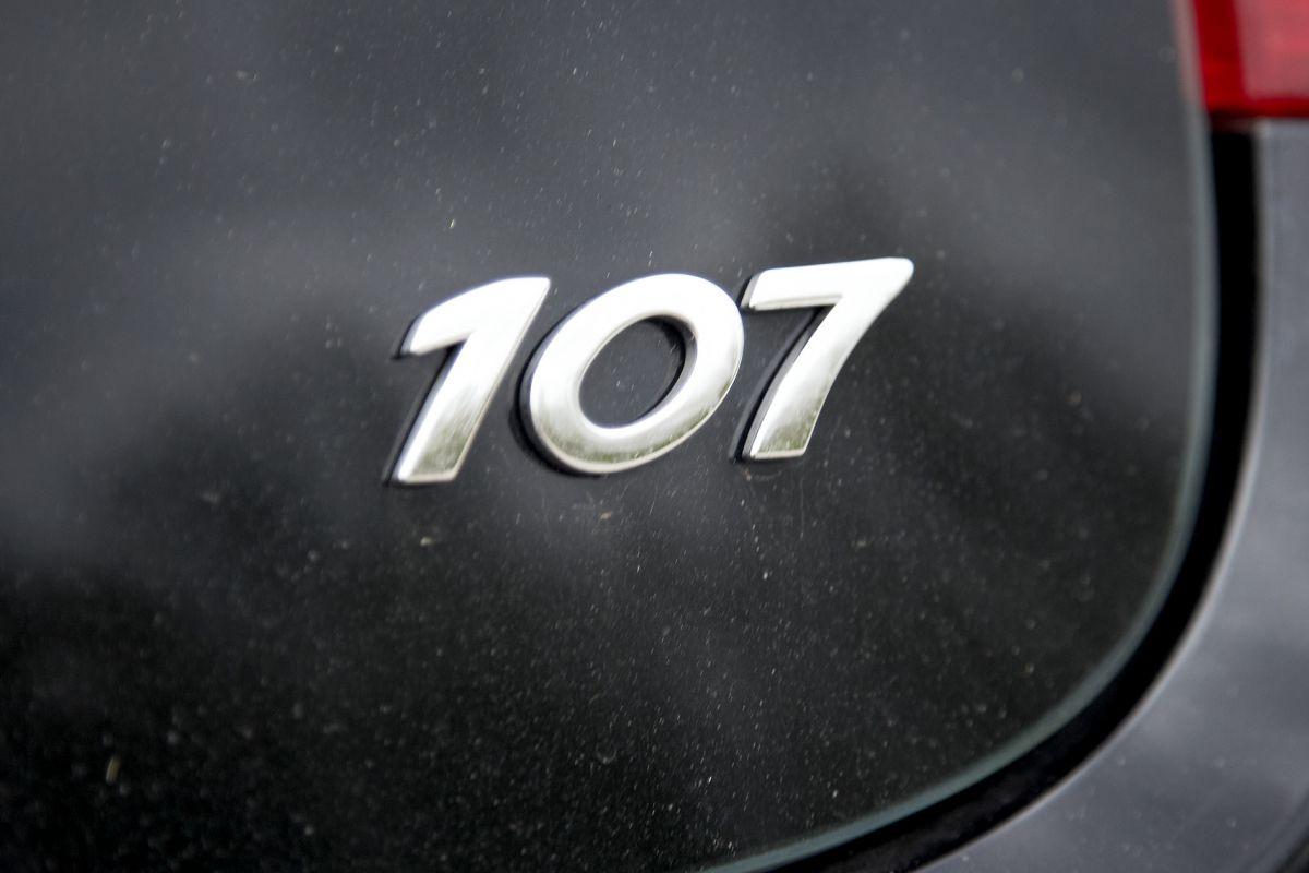 Peugeot 107 Occasion
