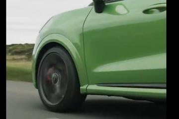 Ford teast nogmaals Puma ST