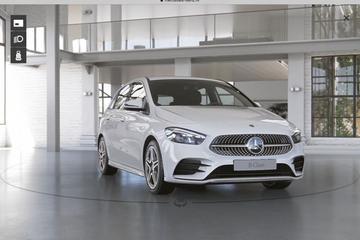 Mercedes-Benz B 180 d Business Solution (2019)