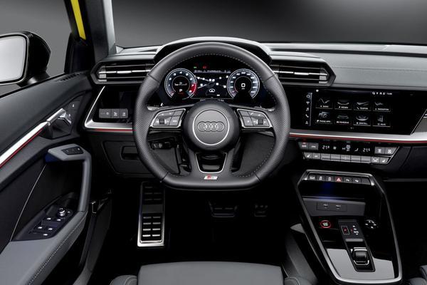 Audi S3 Sportback Limousine