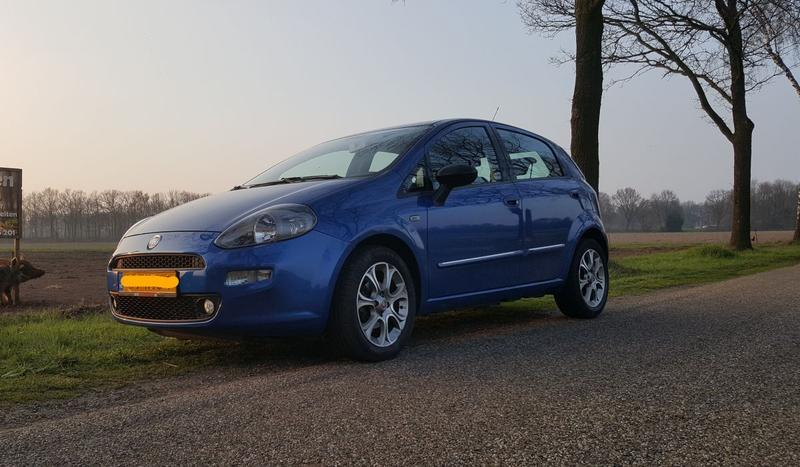 Fiat Punto 0.9 TwinAir Easy (2012)