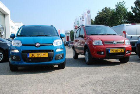 Fiat Panda TwinAir 85 Lounge (2012) - AutoWeek.nl