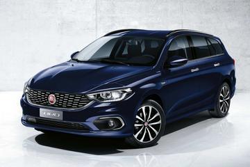 Fiat Tipo nu als hatchback en station!