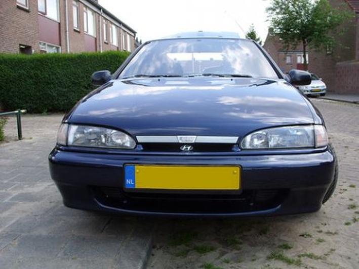 Hyundai Scoupé 1.5i LS (1996)