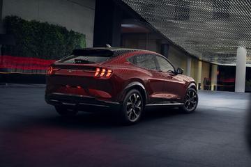 Mustang wordt mogelijk subdivisie van Ford