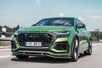 Audi RS Q8 opgepompt tot 740 pk!
