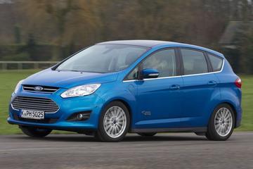 Ford C-MAX 2.0 Plug-in Hybrid Titanium Plus (2015)