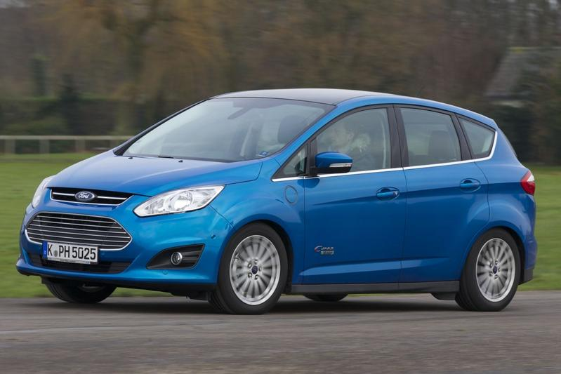 Ford C-MAX 2.0 Plug-in Hybrid Titanium Plus (2015)