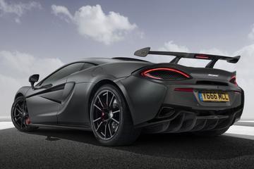 MSO tuigt McLaren 570S op met spoilerset
