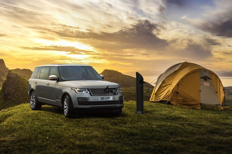 Land Rover 1 april 2019