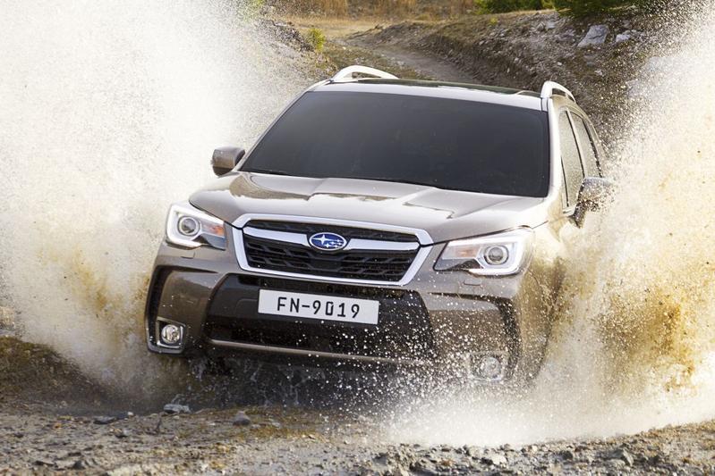 Eyesight voor Subaru Forester