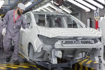 Nissan legt deel Britse productie tijdelijk stil