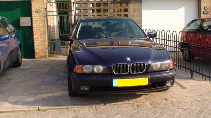 BMW 535i Executive (1997) #3