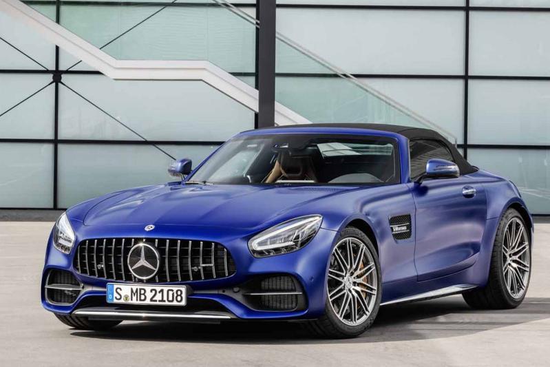 Mercedes-AMG GT en AMG GT R Pro