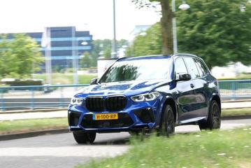 BMW X5 M Competition - Achteruitkijkspiegel