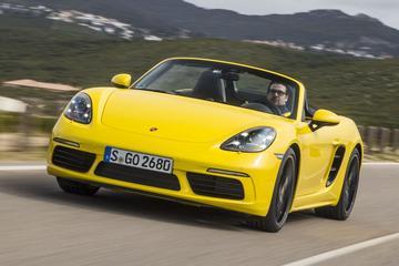 Gereden: Porsche 718 Boxster