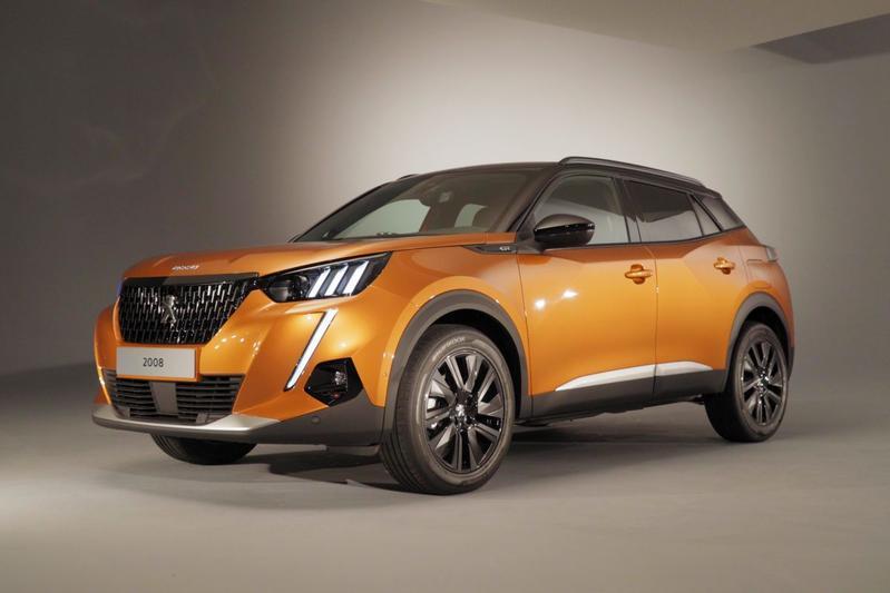 Peugeot 2008 - Eerste Kennismaking