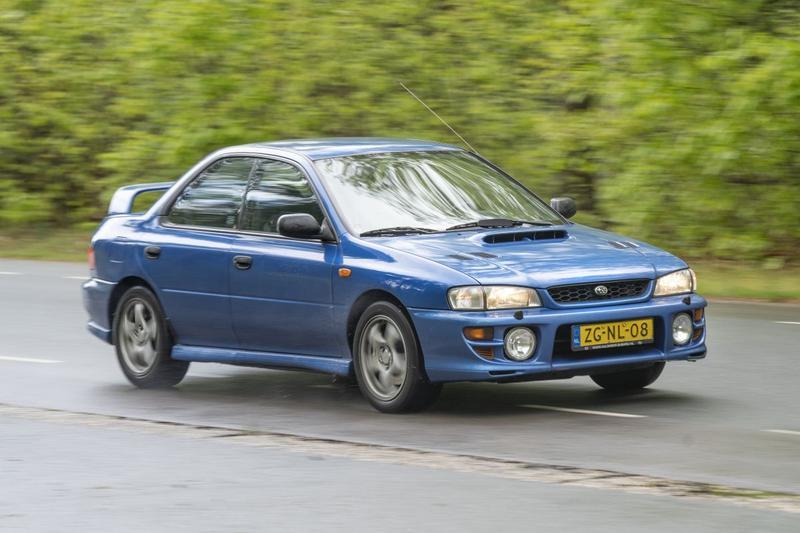 Subaru Impreza GT Turbo – 1999 – 402.204 km - Klokje Rond