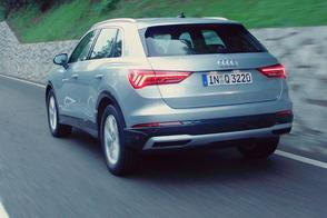 Audi Q3 - Rij-impressie