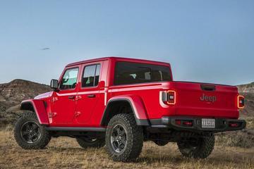 Weer gelekt: Jeep Gladiator