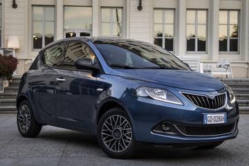 'Lancia komt met drie nieuwe modellen'