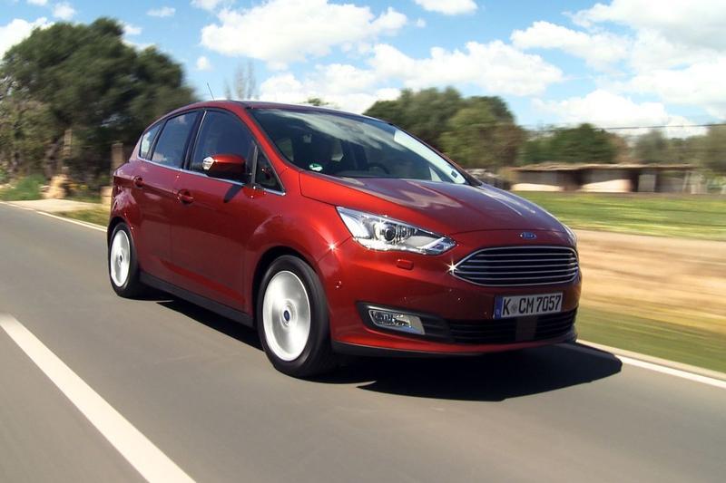 Rij-impressie - Ford C-Max facelift