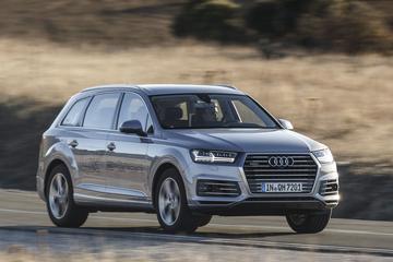 Gereden: Audi Q7 e-tron 3.0 TDI Quattro