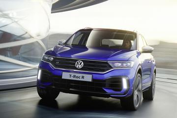 Volkswagen T-Roc R gepresenteerd