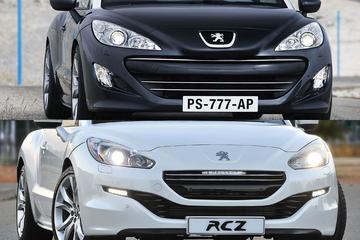 Facelift Friday: Peugeot RCZ