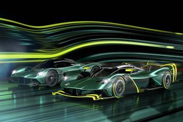 Aston Martin Valkyrie AMR Pro: dubbel de downforce