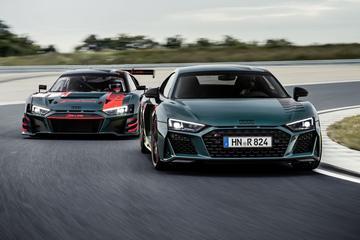 Audi R8 Green Hell ter ere van succes op Nürburgring