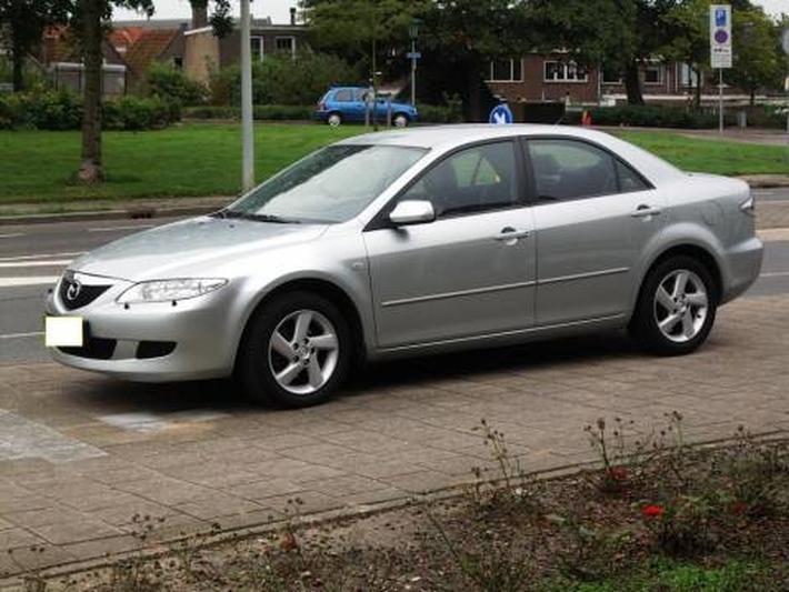 Mazda 6 2.0 CiTD 136pk Executive (2003)